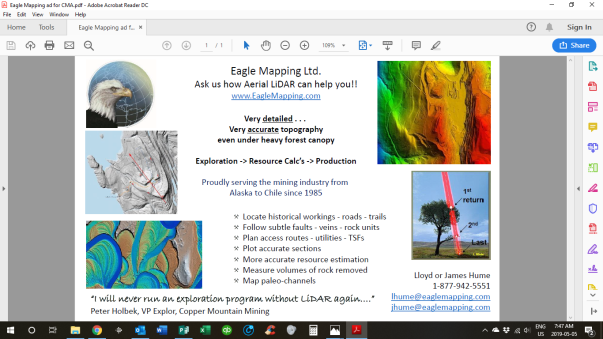 eagle mapping website